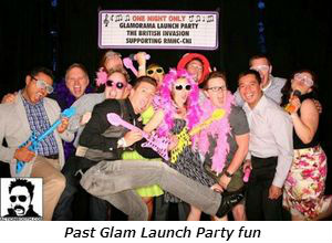 Past Glam Launch Party!