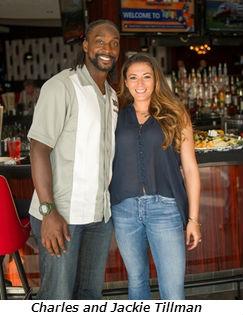 Charles and Jackie Tillman. Photo credit_ Sonya Martin