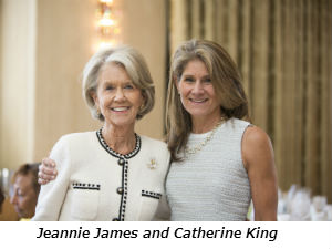 Jeannie James Catherine King