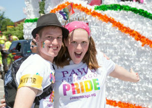 Chicago Paws Pride 2014