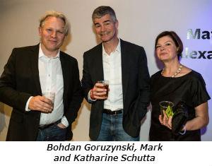 Bohdan Goruzynski Mark and Katharine Schutta