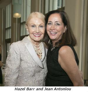 Hazel Barr and Jean Antoniou