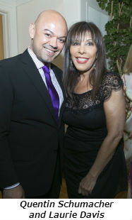 Quentin Schumacher and Laurie Davis