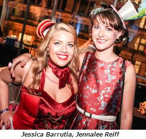 Jessica Barrutia Jennalee Reiff