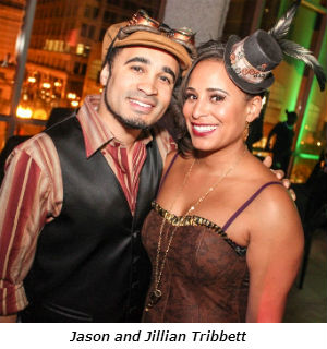 Jason and Jillian Tribbett