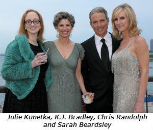 Julie Kunetka KJ Bradley Chris Randolph and Sarah Beardsley