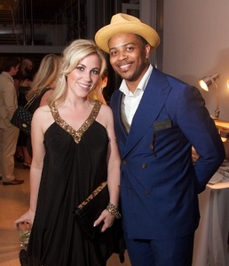 Jacqueline Hoover and Antoine Jennings