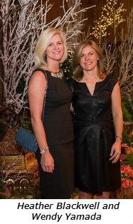 Heather Blackwell and Wendy Yamada