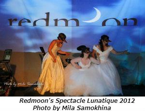 Spectacle Lunatique 2012