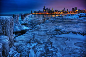 Chicago-winter-north-side