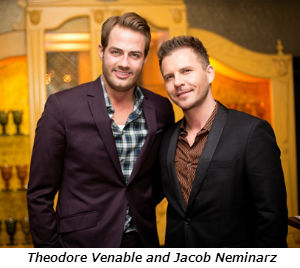 Theodore Venable and Jacob Neminarz