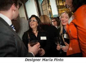 Designer Maria Pinto