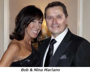 Bob and Nina Mariano