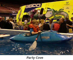 Party cove