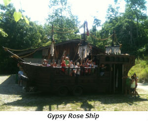 Gypsy Rose Ship