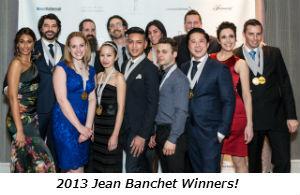 2013 Jean Banchet Winners