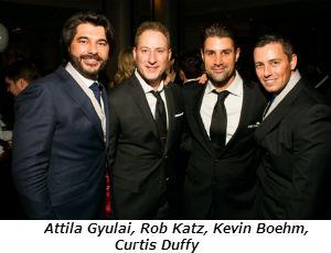 Attila Gyulai Rob Katz Kevin Boehm Curtis Duffy