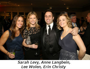 Sarah Levy Anne Langbein Lee Wolen Erin Christy
