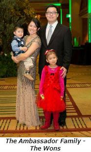 The Ambassador Family-The Wons