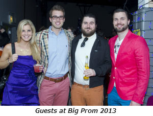 Guests at Big Prom 2013