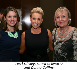 Terri Hickey Laura Schwartz Donna Collins