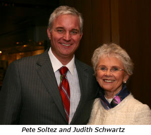 Pete Soltez and Judith Schwartz