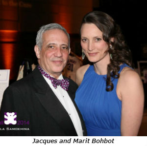 Jacques and Marit Bohbot