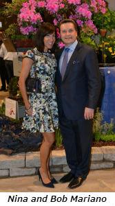 Nina and Bob Mariano