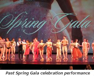 Past Spring Gala celebration performance
