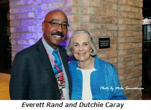 Everett Rand and Dutchie Caray