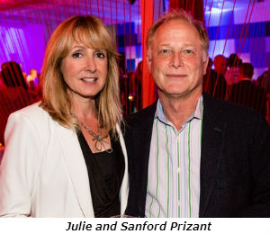 Julie and Sanford Prizant