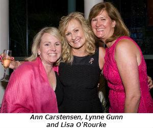 Ann Carstensen Lynne Gunn Lisa O'Rourke