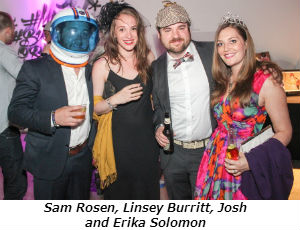 Sam Rosen Linsey Burritt Josh and Erika Solomon
