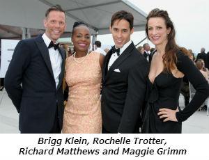 Brigg Klein Rochelle Trotter Richard Matthews and Maggie Grimm