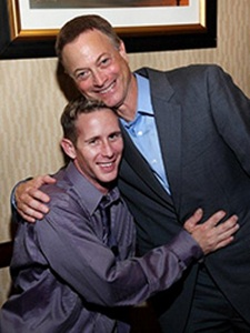 Gary Sinise and Sgt. Bryan Anderson