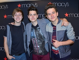 Before You Exit, brothers Toby, Riley and Connor McDonough