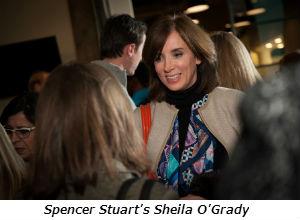 Spencer Stuarts Sheila OGrady