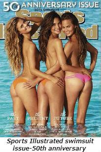 Sports Illustrated swimsuit issue-50th anniversary