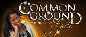 Common Ground Gala invite