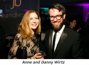 Anne and Danny Wirtz