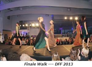 Finale walk