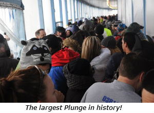 The largest Plunge in history