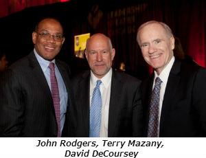 John Rodgers Terry Mazany David DeCoursey
