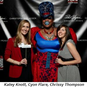 Katey Knott Cyon Flare Chrissy Thompson