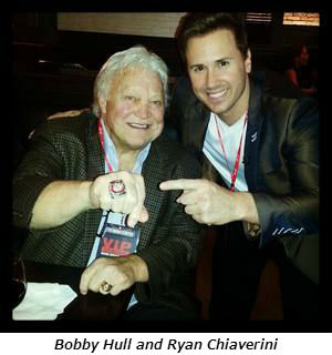 Bobby Hull and Ryan