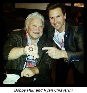 Bobby Hull and Ryan