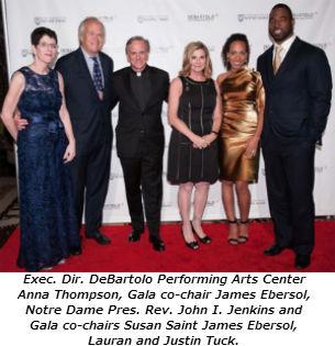 Art+Soul of Notre Dame Inaugural Gala - April 7 - 3