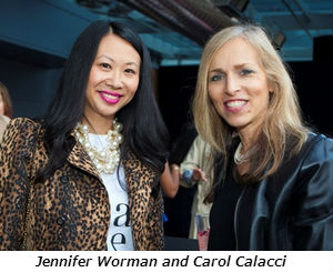 Jennifer Worman, Carol Calacci
