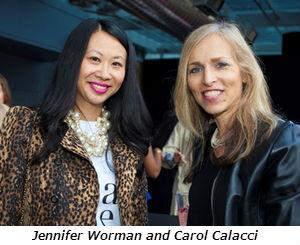Jennifer Worman, Carol Calacci