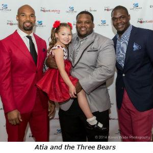 Atia & the Three Bears
